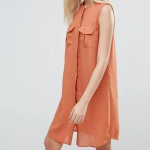 Twik sleeveless dress size large